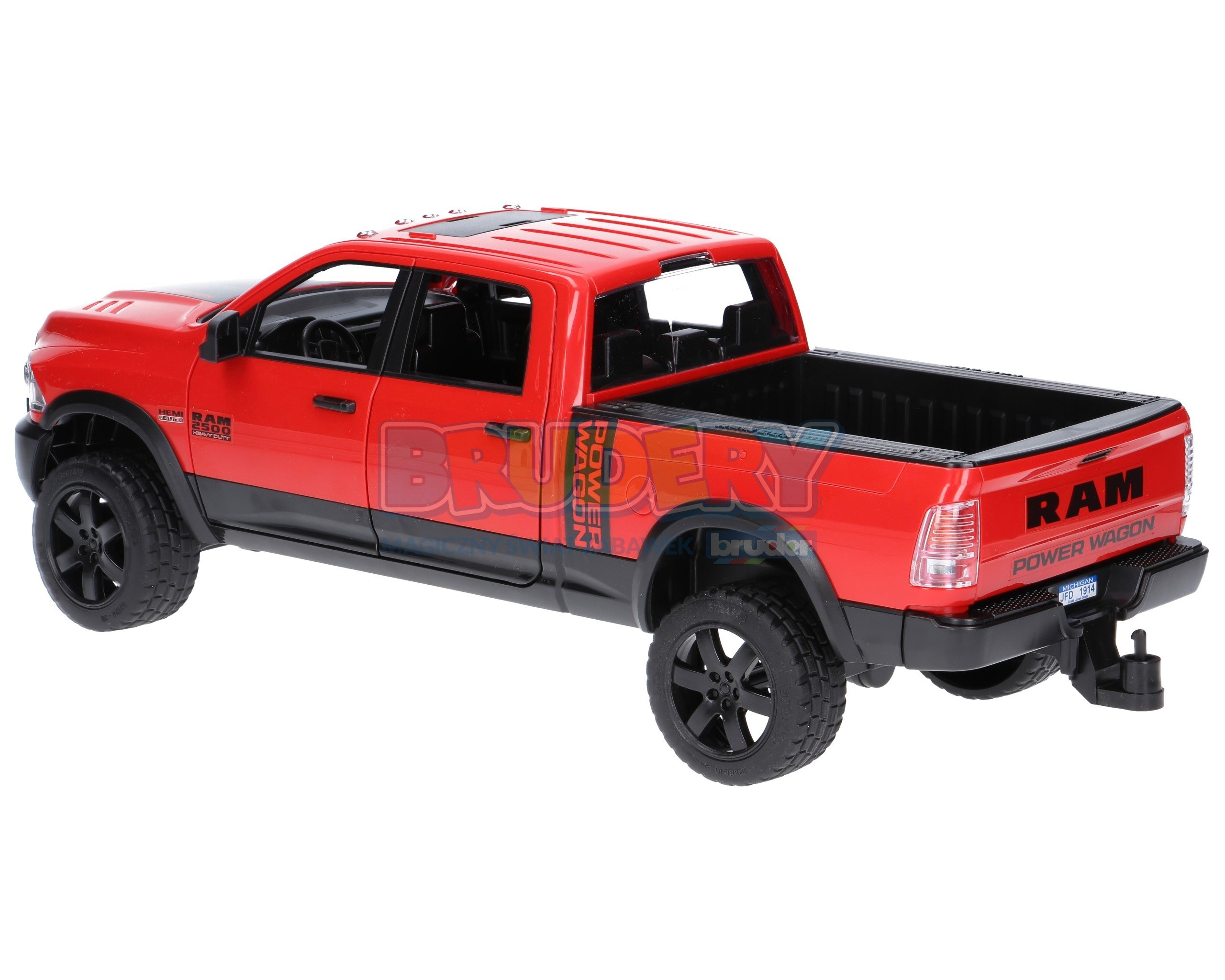 Bruder 02500 Pick-up RAM 2500 Power Wagon