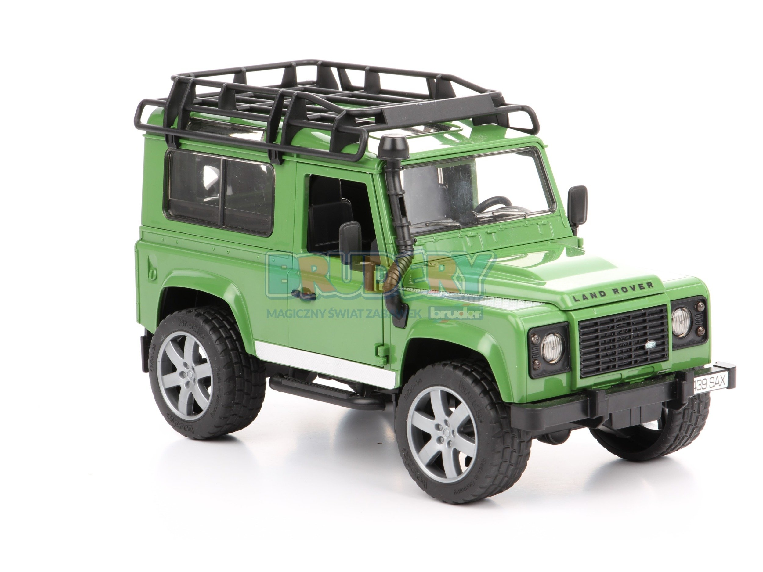 Bruder 02590 Land Rover Defender