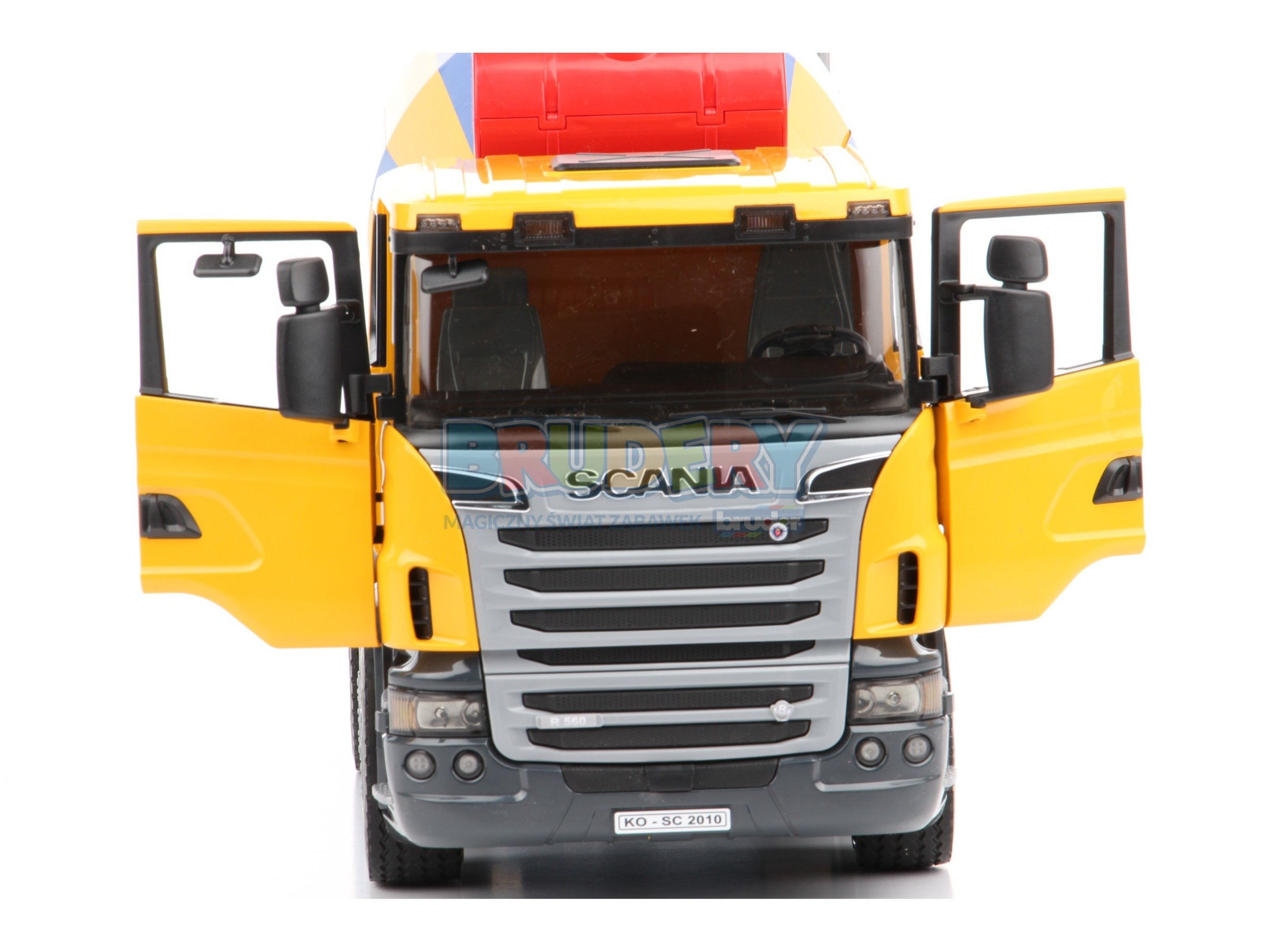 Bruder 03554 Scania betoniarka